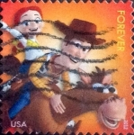 Stamps : America : United_States :  Scott#4680 ja intercambio, 0,30 usd, Forever 2013