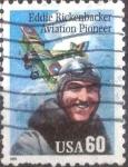 Sellos de America - Estados Unidos -  Scott#2998 intercambio, 0,50 usd, 60 cents. 1995