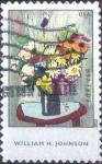 sellos de America - Estados Unidos -  Scott#4653 intercambio, 0,25 usd, forever. 2012