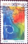sellos de America - Estados Unidos -  Scott#B1 intercambio, 0,20 usd, first class. 1998