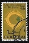 Sellos de Europa - Portugal -  Año internacional del sol calmo