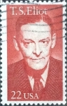 sellos de America - Estados Unidos -  Scott#2239 intercambio, 0,20 usd, 22 cents. 1986
