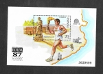 Sellos del Mundo : Europa : España : HB EdIf SH 2918 - Exposición Filatelica Nacional