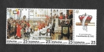 Sellos del Mundo : Europa : España : HB Edif 2887-2890 - 175 Aniversario de la Constitución de 1812