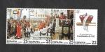 Sellos del Mundo : Europa : España : Edifil 2887 a 2890 - 175 Aniversario de la Constitución de 1812