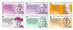 Stamps : Europe : Spain :  HB Edif 2860 a 2865 - V Centenario del Descubrimiento de América