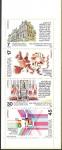 Sellos del Mundo : Europa : España : HB Edif 2825C - Ingreso de Portugal y España en la Comunidad Europea