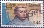 Stamps United States -  Scott#C116 intercambio, 0,35 usd, 44 cents. 1985