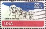 Sellos de America - Estados Unidos -  Scott#C88 intercambio, 0,20 usd, 26 cents. 1974