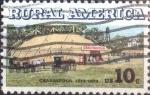 Sellos del Mundo : America : Estados_Unidos :  Scott#1505 crf intercambio, 0,20 usd, 10 cents. 1973
