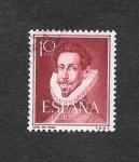 Sellos de Europa - España -  Edf 1072 - Lopez de Vega