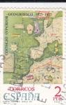 Sellos de Europa - España -  CARTA NAUTICA (32)