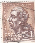 Stamps Spain -  XII CENTENARIO FUNDACIÓN DE OVIEDO (32)
