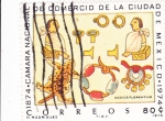 Stamps of the world : Mexico :  CODICE FLORENTINO