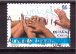 Stamps Spain -  UNICEF