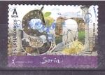 Sellos de Europa - España -  12 meses 12 sellos