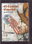 Stamps Spain -  450 aniv.