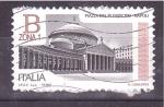 Stamps Italy -  plaza del plebiscito