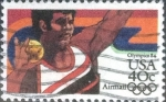 Stamps of the world : United States :  Scott#C105 intercambio, 0,40 usd, 40 cents. 1983