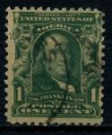 Sellos de America - Estados Unidos -  USA_SCOTT 300.02 $0.25