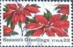 Sellos de America - Estados Unidos -  Scott#2166 intercambio, 0,20 usd, 22 cents. 1985