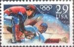 Sellos del Mundo : America : Estados_Unidos :  Scott#2619 nfb intercambio, 0,20 usd, 29 cents. 1992