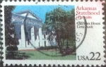 Stamps of the world : United States :  Scott#2167 intercambio, 0,20 usd, 22 cents. 1986