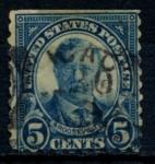 Stamps United States -  USA_SCOTT 586 $0.4