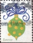 Stamps of the world : United States :  Scott#4574 intercambio, 0,25 usd, forever. 2011