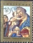 sellos de America - Estados Unidos -  Scott#4359 intercambio, 0,25 usd, 42 cents. 2008