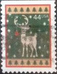 Stamps of the world : United States :  Scott#4425 intercambio, 0,25 usd, 44 cents. 2009