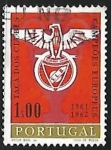 Stamps of the world : Portugal :  Emblema Benfica