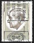 Stamps Portugal -  Antonio Salazar