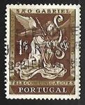 Stamps Portugal -  Arcangel Gabriel