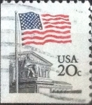 Stamps of the world : United States :  Scott#1896 intercambio, 0,20 usd, 20 cents. 1981