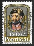 Stamps Portugal -  Tomé de Sousa (1501-1573)