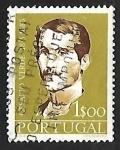 Stamps Portugal -  Verde, Cesário (1855-1886)