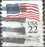 sellos de America - Estados Unidos -  Scott#1895 intercambio, 0,20 usd, 20 cents. 1981