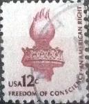 Sellos del Mundo : America : Estados_Unidos :  Scott#1594 crf intercambio, 0,20 usd, 12 cents. 1981
