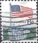 Stamps United States -  Scott#1338 intercambio, 0,20 usd, 6 cents. 1968