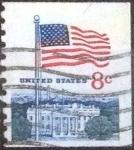 sellos de America - Estados Unidos -  Scott#1338F intercambio, 0,20 usd, 8 cents. 1971