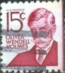 sellos de America - Estados Unidos -  Scott#1288B intercambio, 0,20 usd, 15 cents. 1978