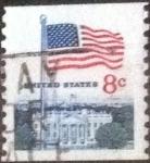 Sellos de America - Estados Unidos -  Scott#1338G intercambio, 0,20 usd, 8 cents. 1971
