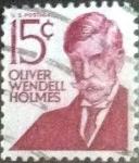 Sellos de America - Estados Unidos -  Scott#1288 intercambio, 0,20 usd, 15 cents. 1968