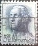 sellos de America - Estados Unidos -  Scott#1213 intercambio, 0,20 usd, 5 cents. 1962