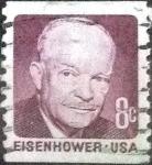 sellos de America - Estados Unidos -  Scott#1402 intercambio, 0,20 usd, 8 cents. 1971