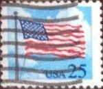 sellos de America - Estados Unidos -  Scott#2278 intercambio, 0,20 usd, 25 cents. 1988