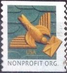 Sellos del Mundo : America : Estados_Unidos :  Scott#4495 crf intercambio, 0,25 usd, non profit org. 2011