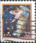 Stamps United States -  Scott#3012 intercambio, 0,20 usd, 32 cents. 1995