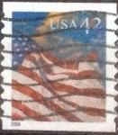 Sellos de America - Estados Unidos -  Scott#4232 intercambio, 0,25 usd, 42 cents. 2008